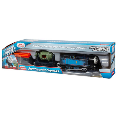 Thomas & Friends Trackmaster Motorized Railway - Steelworks Thomas