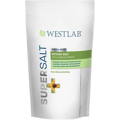 Westlab Muscle Relief Epsom Bathing Salt 1kg