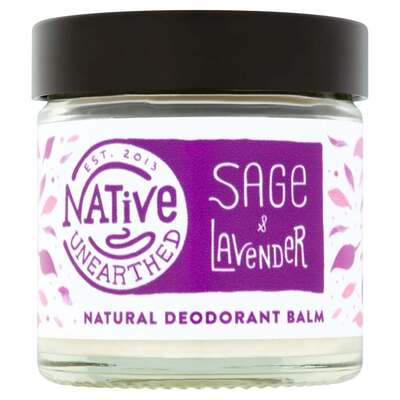 Native Unearthed Lavender & Sage Balm 60ml