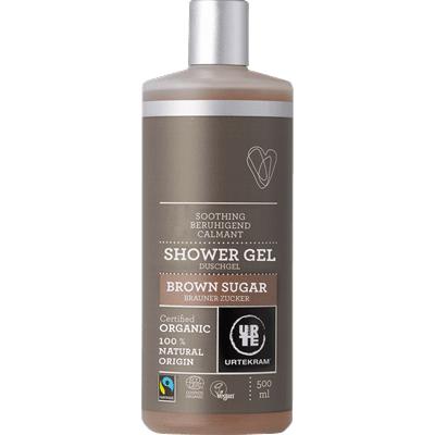 Urtekram Organic Brown Sugar Shower Gel 500ml