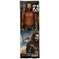 Dc Comics Justice League Movie 12 Action Figure - Aquaman