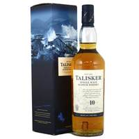 Talisker 10 Year Old Whisky - 20cl