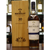 The Macallan 30 Years Old - Sherry Oak