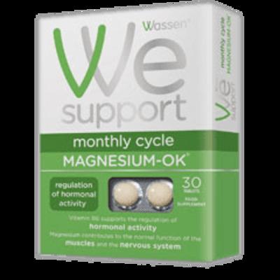 Wassen Magnesium-OK 30 Tablets