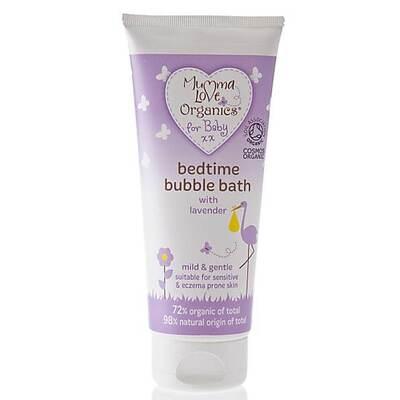 Mumma Love Organics Baby Bedtime Bubble Bath Lavender 200ml