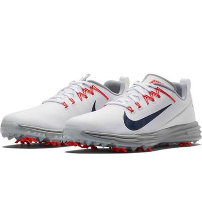 Nike Golf Shoes Lunar Command 2 White Wolf Grey 2018