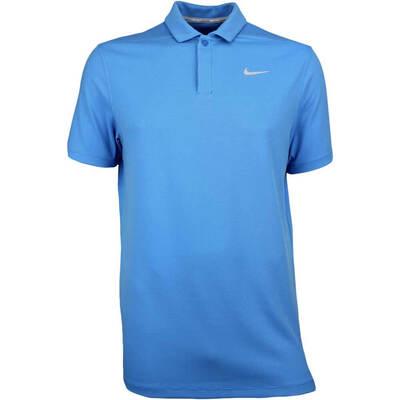Nike Golf Shirt Aeroreact Victory Blue Nebula SS18