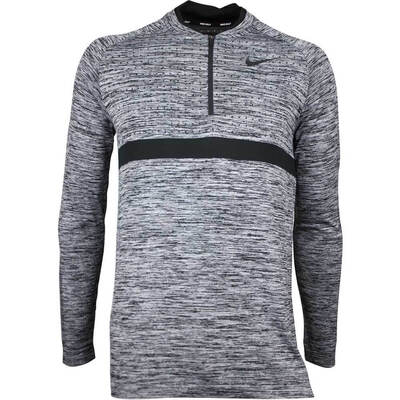 Nike Golf Pullover NK Dry Knit SMLSS Wolf Grey AW18