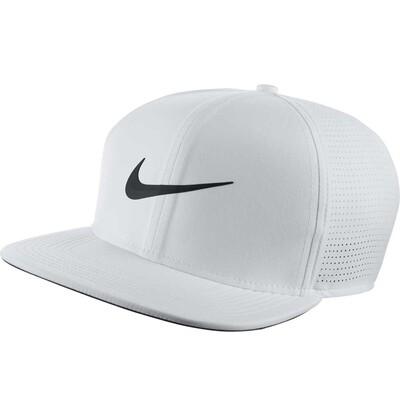 Nike Golf Cap NK Aerobill Pro Snapback White AW18