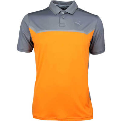 Puma Golf Shirt Bonded Tech Quiet Shade LE SS18