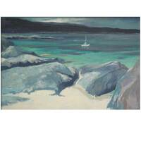 """Image of """"Crystal Clear Turquoise"""" Ardnamurchan â€"""" Signed Limited Edition Print"""