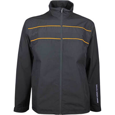 Galvin Green Waterproof Golf Jacket ALDO Black 2018