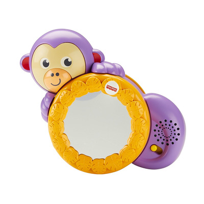 Fisher Price Monkey Crawl After Drum