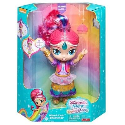 Fisher Price Shimmer And Shine Wish And Twirl Shimmer