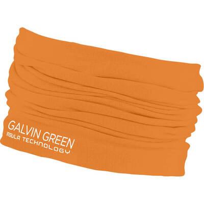 Galvin Green Golf Snood DELTA Insula Orange SS18