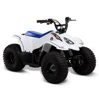 SMC Scout 90cc White Kids Quad Bike