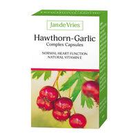 Jan-de-Vries-Hawthorn_Garlic-Complex-90-Capsules