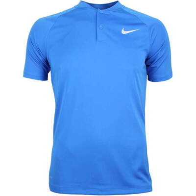 Nike Golf Shirt NK Dry Momentum Slim Blue Nebula SS18