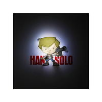 Han Solo (Star Wars) Minis 3D Light