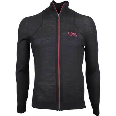 Hugo Boss Golf Jumper Zonica Pro Black FA18