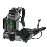 EGO POWER+ 56v LB6002E Backpack Blower with 5.0ah Battery & Rapid Charger