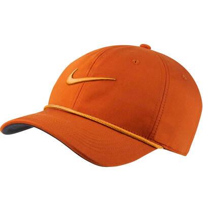 Nike Golf Cap Classic 99 Rope Campfire Orange AW18