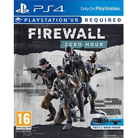 Image of Firewall Zero Hour