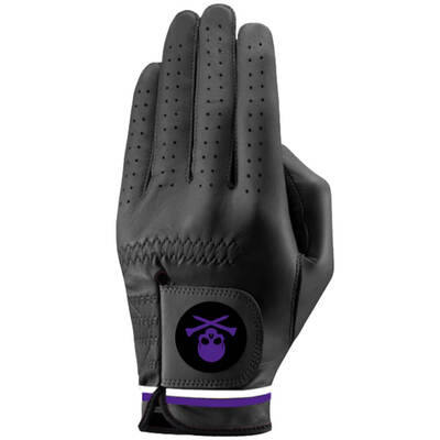 GFORE Golf Glove Competition Stripe Special Edition Onyx 2018