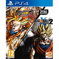 Image of Dragon Ball FighterZ And Dragon Ball Xenoverse 2