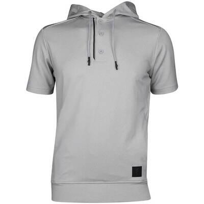 Adidas Golf Pullover Adicross Short Sleeve Hoodie Raw White SS19