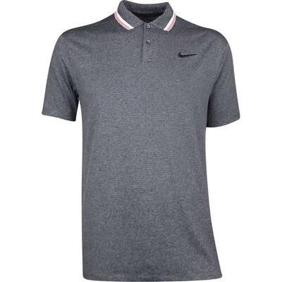 Nike Golf Shirt Vapor Control Stripe Black SS19