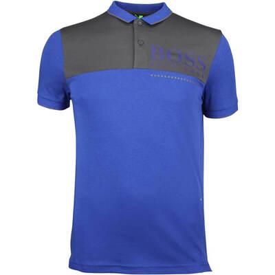 BOSS Golf Shirt PL Tech Summer Rain SP19