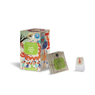 Ministry of Tea Organic Pure Green Tea 20 Bags