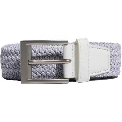 adidas Golf Belt Braided Stretch White SS20