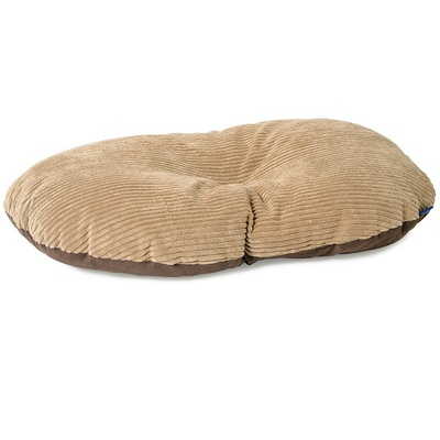 Ancol Sleepy Paws Timberwolf Oval Cushion