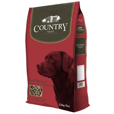 Country Value Adult Dog Food 12kg