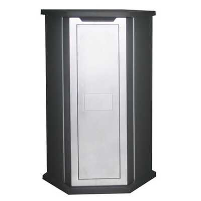 Fish'R' Fun Hexagonal 70L Tank / Cabinet