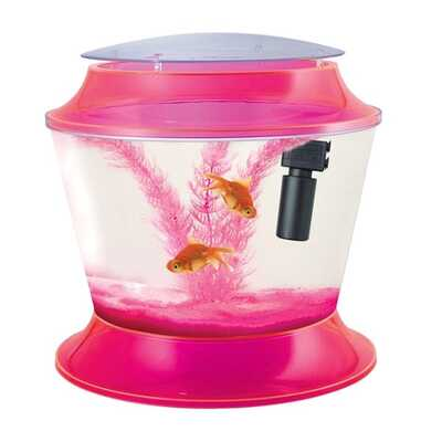 Fish 'R' Fun Plastic Fish Bowl Kit 17L