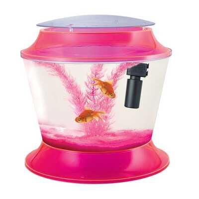 Fish'R' Fun Plastic Fish Bowl Kit 17L