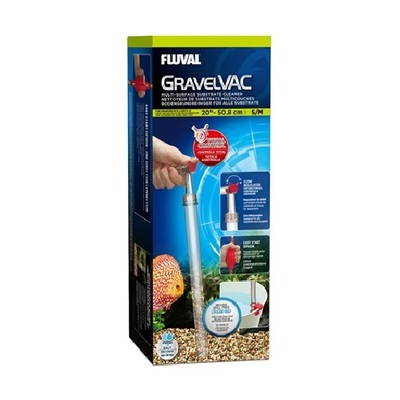 Fluval Gravel Vac Multi-Surface Substrate Cleaner