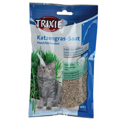 Trixie Grow Your Own Cat Seed 100g