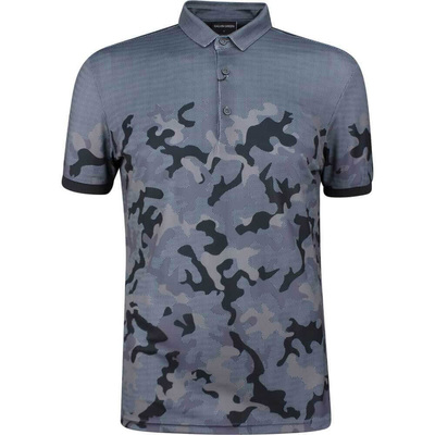 Galvin Green EDGE Golf Shirt Kommendor Camo Grey 2019