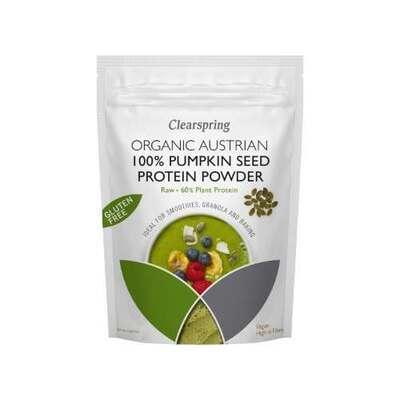 Clearspring Organic 100% Pumpkin Seed Protein Powder 350g