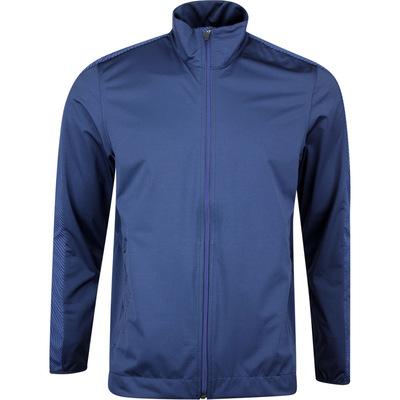 Galvin Green Golf Jacket Laurent Interface 1 Navy AW19