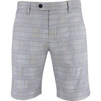 Ted Baker Golf Shorts Easiee Chino Grey Check SS19