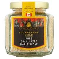 Pure Granulated Maple Sugar 125g