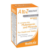 A to Z Multivit with Lutein 90's