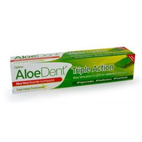 Triple Action Toothpaste & CoQ10 (With Fluoride) 100ml