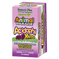 Animal Parade Acidophi Kidz 90's