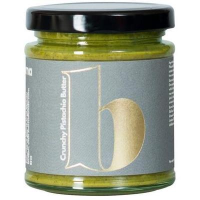 Borna 100% Crunchy Pistachio Nut Butter 170g